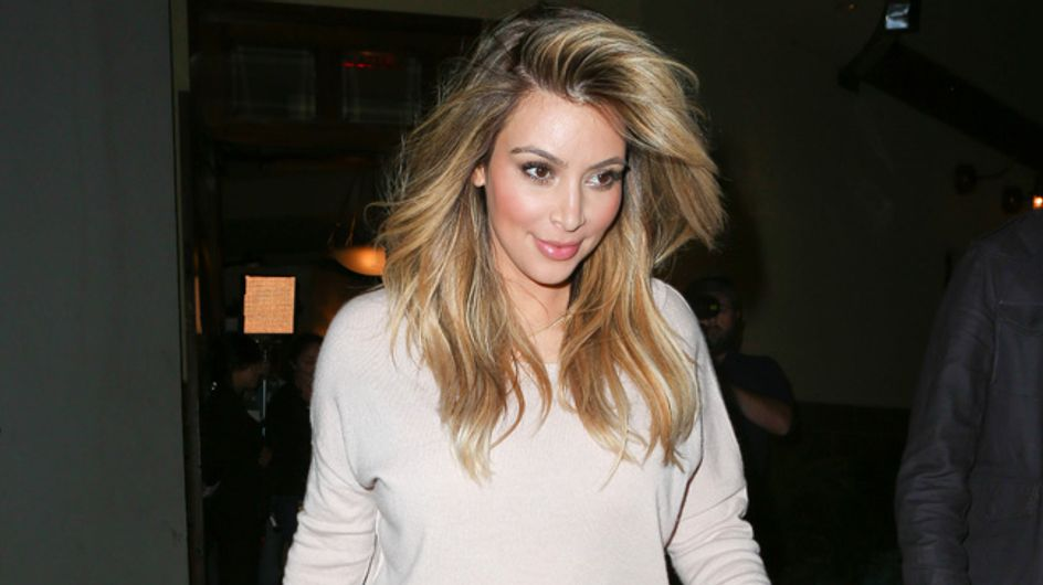 Kanye West: Er hilft Kim Kardashian beim Abnehmen