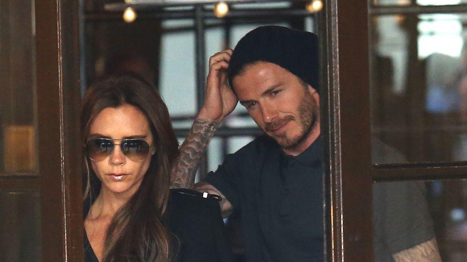 David y Victoria Beckham subastan sus pertenencias