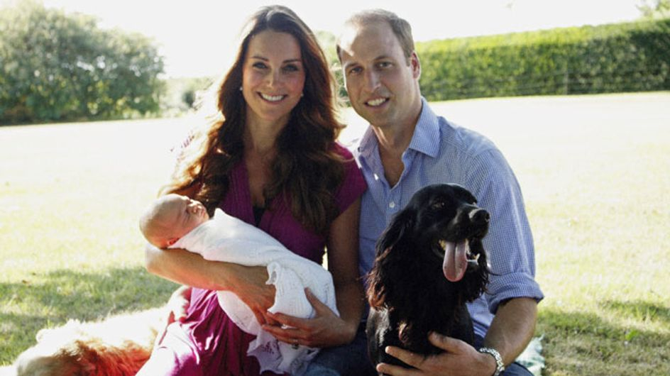 Kate Middleton and Prince William pick unusual godparents for Prince George