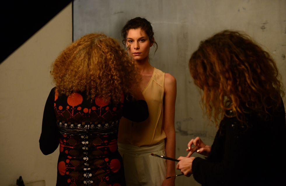 Découvrez le premier shooting des 12 finalistes Elite Model Look 2013
