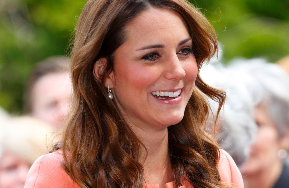 Kate Middleton : Déjà trois parrains pour George