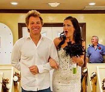 Überraschung! Jon Bon Jovi feiert Hochzeit in Las Vegas