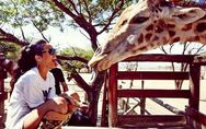 Rihanna : Son safari en Afrique du Sud (Photos)