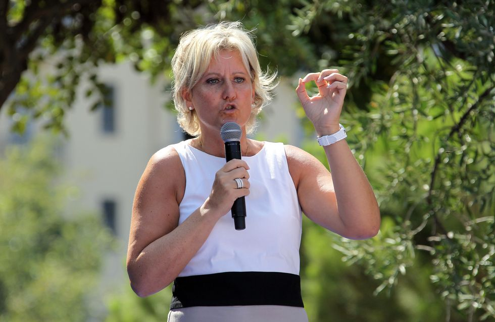 Nadine Morano traitée de conne et de salope porte plainte contre Bedos