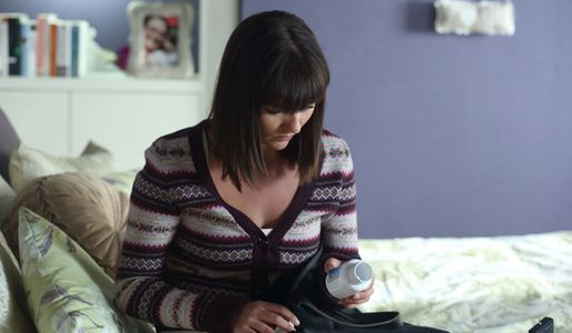 Alice realises the truth about Michael's plan