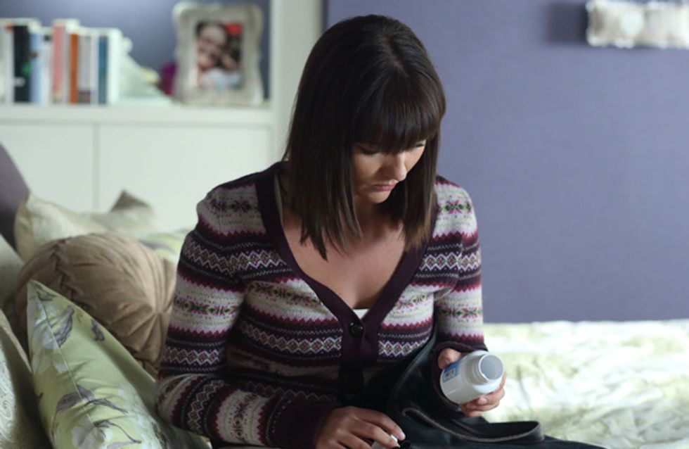 EastEnders 25/10 – Alice realises the truth about Michael's plan