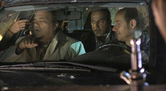 Les Trois frères, le retour tournage
