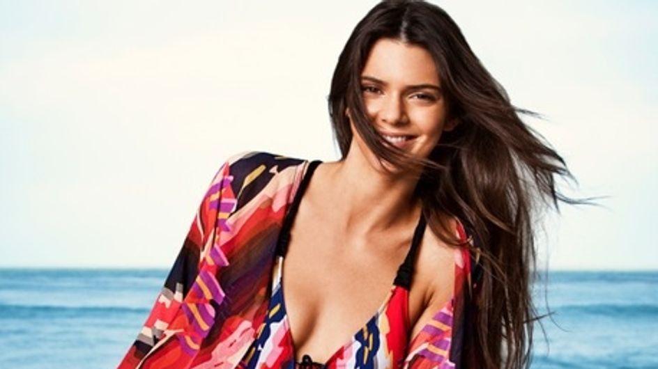 Kendall Jenner : Sexy en bikini pour Agua Bendita (photos et vidéo)