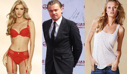 Kate Torres, Leonardo DiCaprio e Toni Garrn