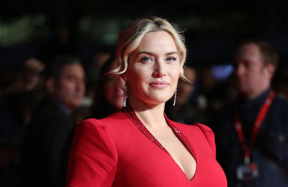 Kate Winslet vicina al parto: le foto