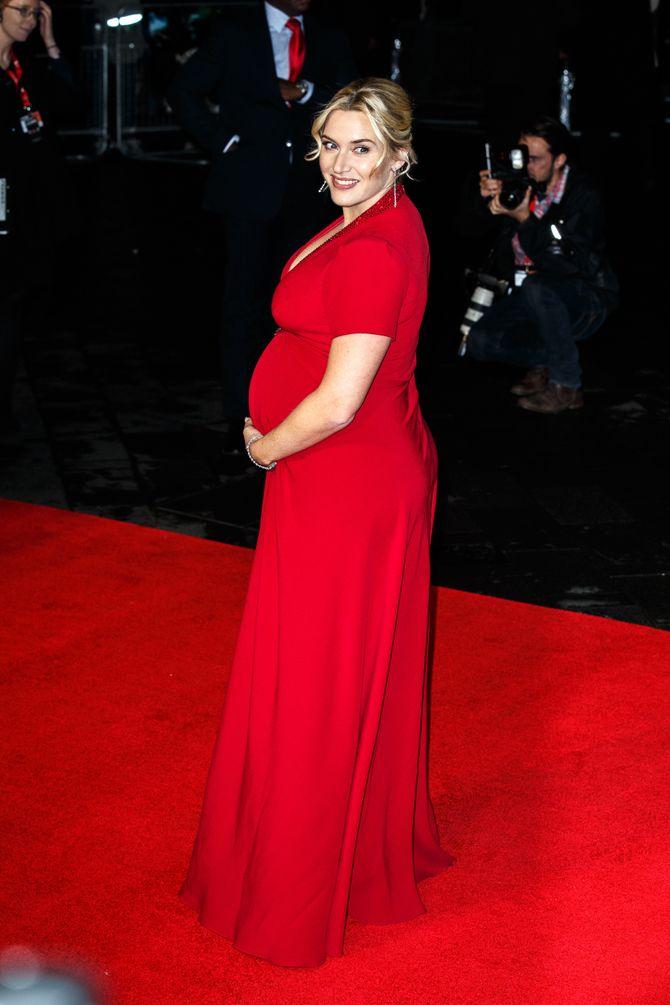 """Kate Winslet alla premiére di """"Labour Day"""""""