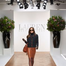 Lauren by Ralph Lauren, le défilé automne-hiver 2014