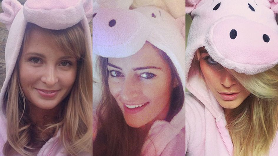 Millie Mackintosh and Made In Chelsea stars support Breast Cancer Campaign