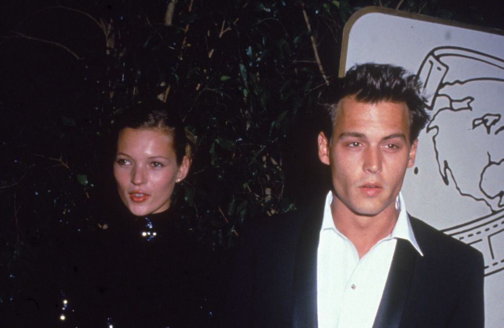 Kate Moss et Johnny Depp à nouveau réunis pour Paul McCartney