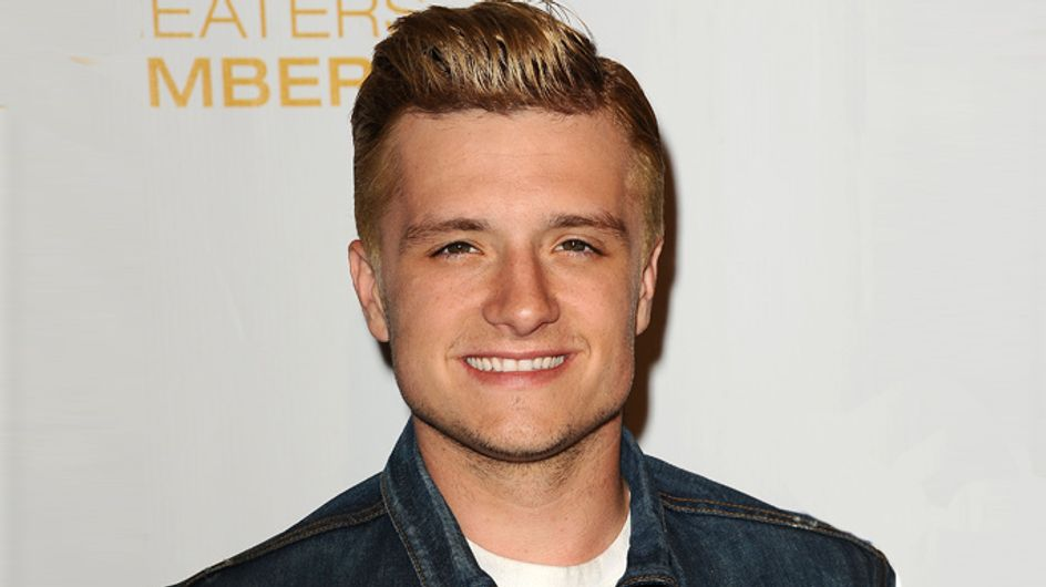 Hunger Games star Josh Hutcherson opens up about his sexuality