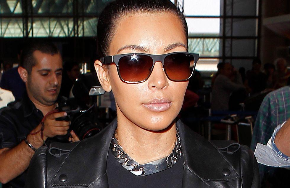Kim Kardashian : Sa bague de fiançailles vendue