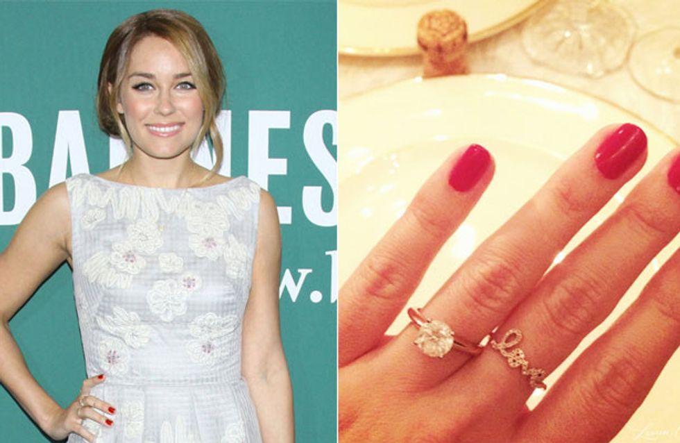 Lauren Conrad: Verlobungsring für 40.000 Dollar?