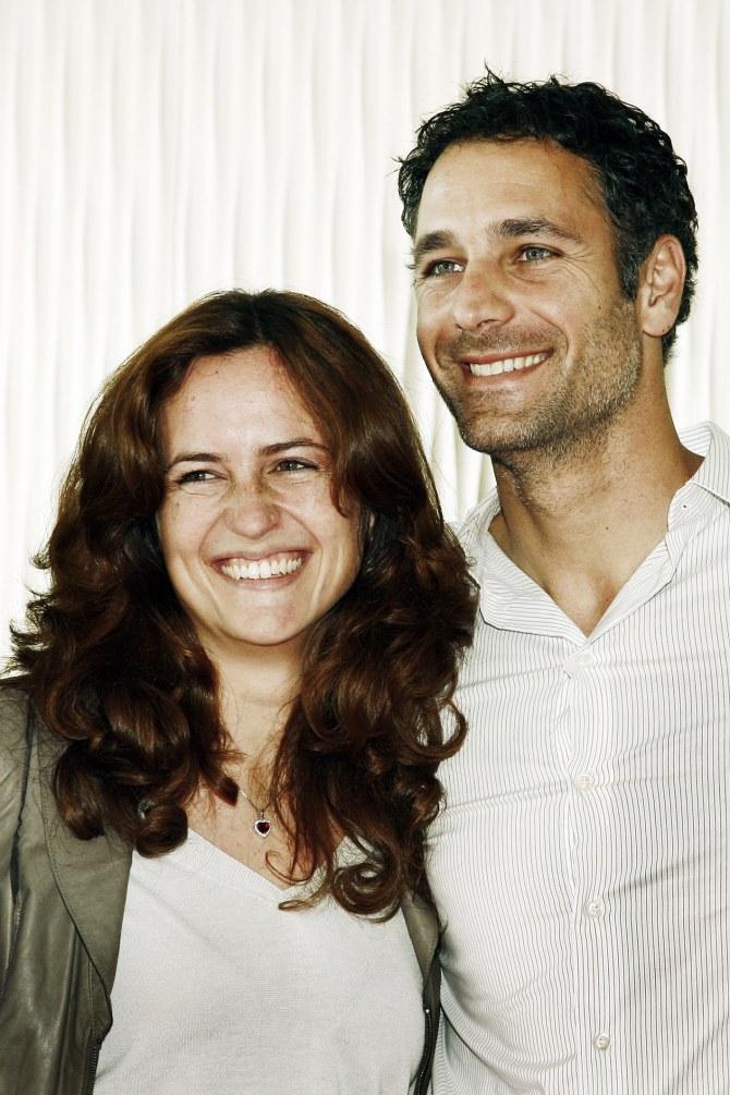 Chiara Giordano e Raoul Bova