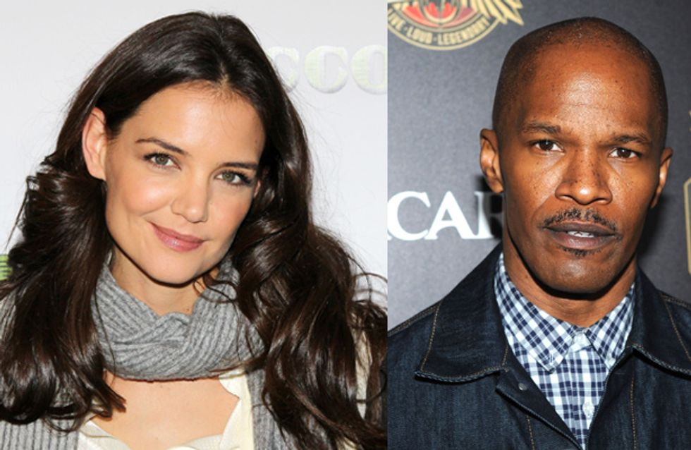 Jamie Foxx speaks out on Katie Holmes romance rumours