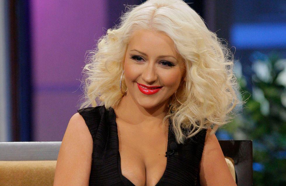 Christina Aguilera : Ultra mince et sexy pour son nouveau parfum (photo)
