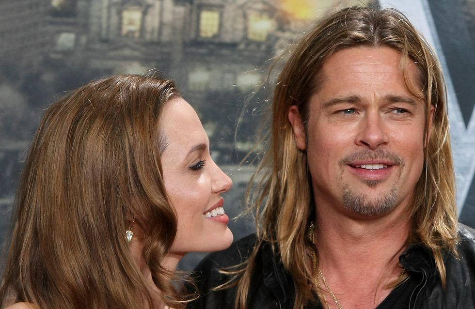 Brad Pitt et Angelina Jolie : Les détails de leur mariage révélés !