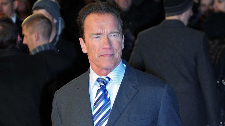 Freund verrät: Arnold Schwarzenegger tut es fünf Mal am Tag!