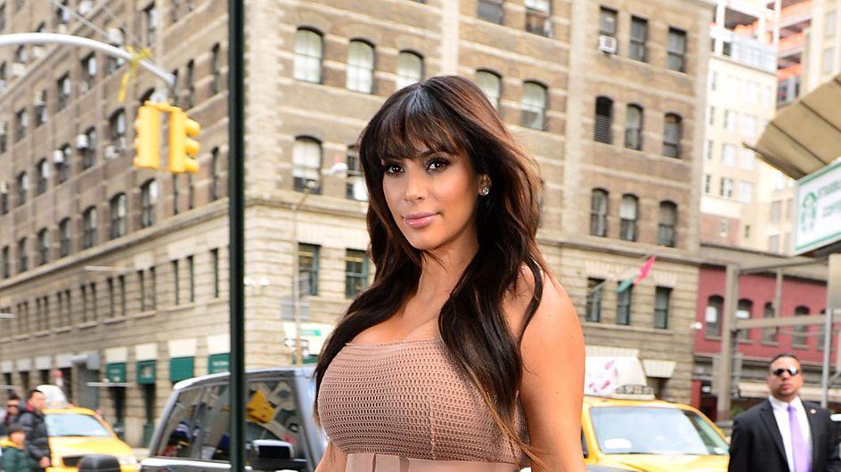 Kim Kardashian : Une nouvelle photo de North West