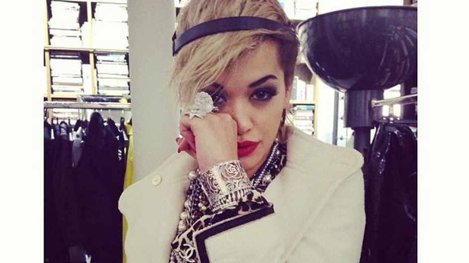 Rita Ora : Nouveau visage de Chanel ? (Photos)
