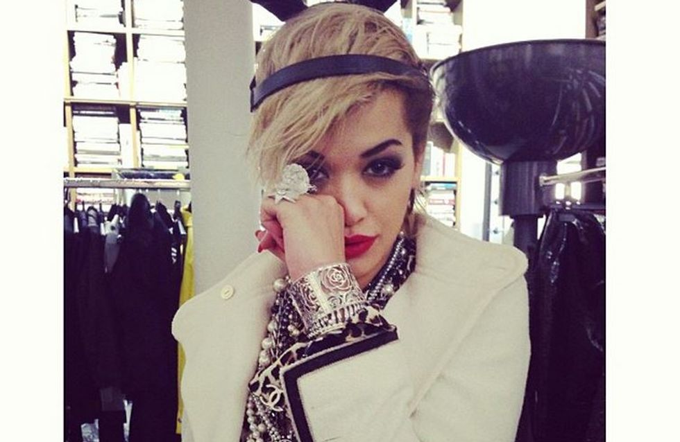 Rita Ora : Nouveau visage de Chanel ? (Photos)