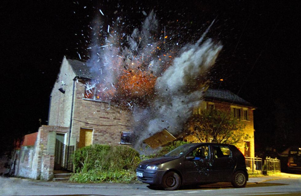 Viewers devastated as Hollyoaks fan favourites killed in bomb blast
