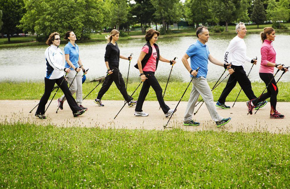 Marchez nordique avec la Fédération Française d'Athlétisme