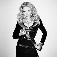 Madonna, icône SM pour Terry Richardson