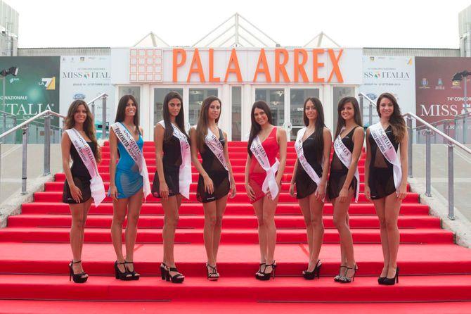 Chi arriverà alla finale di Miss Italia?