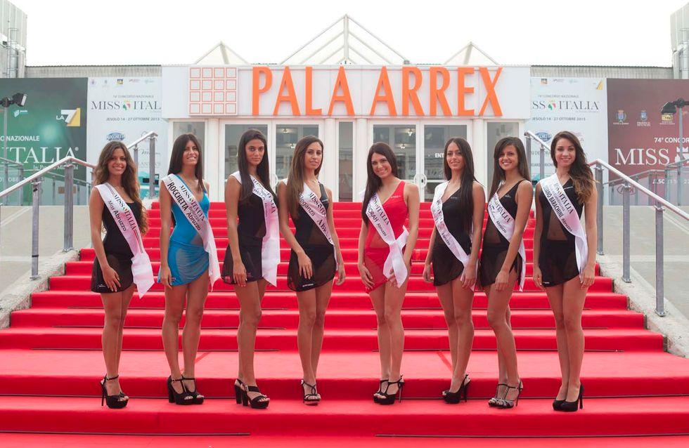 Miss Italia: le foto delle ragazze