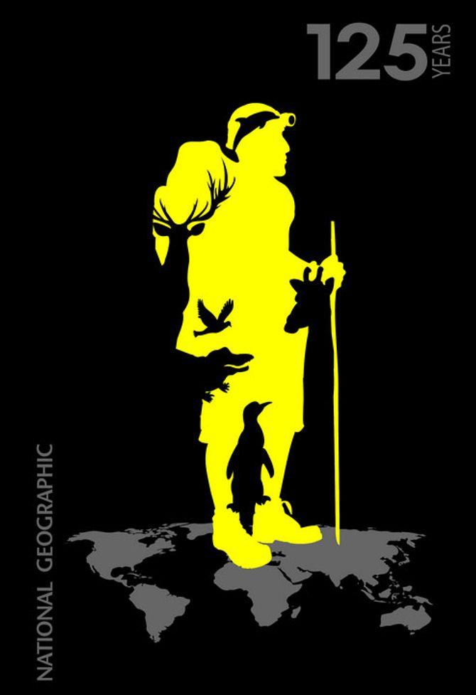 """Ganador del reto """"National Geographic – 125 aniversario"""""""