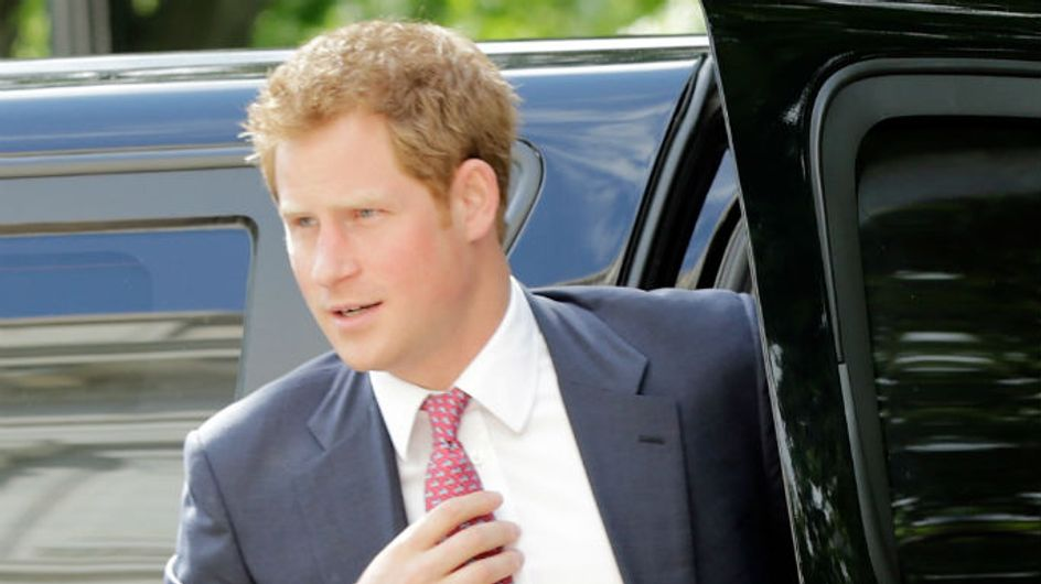 Prince Harry's caught going for a midnight Nandos
