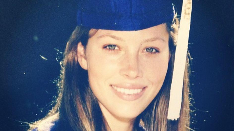 Jessica Biel : Elle n'a pas changé d'un poil (Photos)