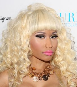 Nicki Minaj : Topless sur Instagram (Photos)