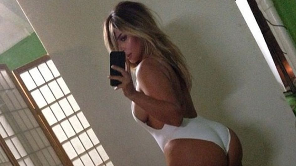 Kim Kardashian faces backlash over 'inappropriate' swimsuit selfie