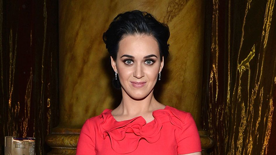 First look: Katy Perry's Covergirl beauty campaign