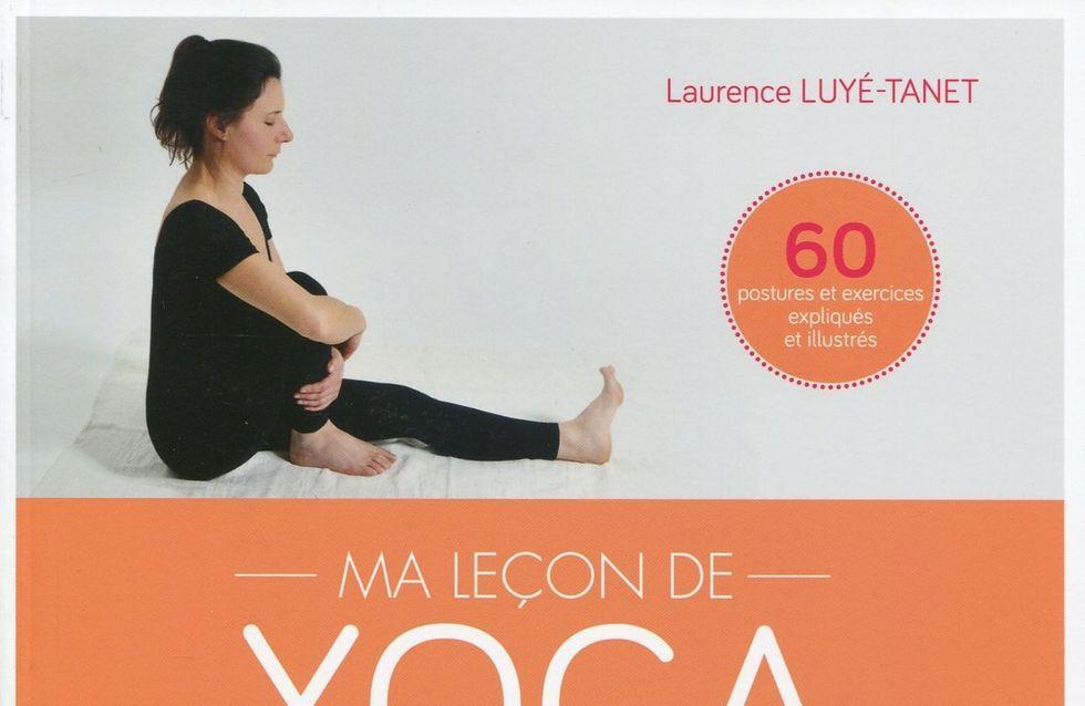 Vos cours de yoga à la maison