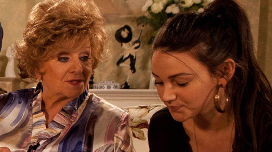 Coronation Street 28/10 – Tracy pushes Tina too far