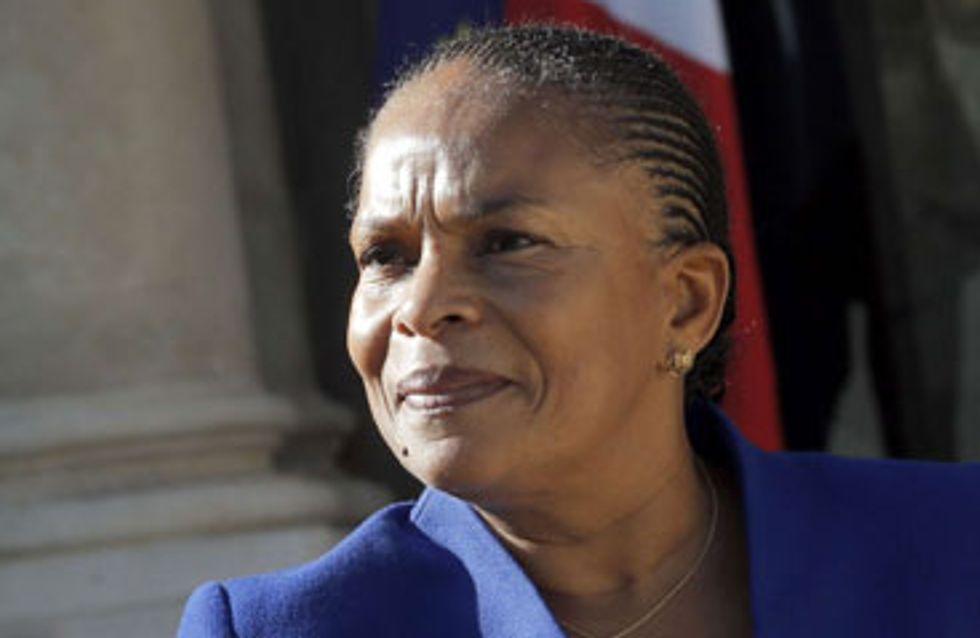 Christiane Taubira, comparée à un singe par une candidate FN