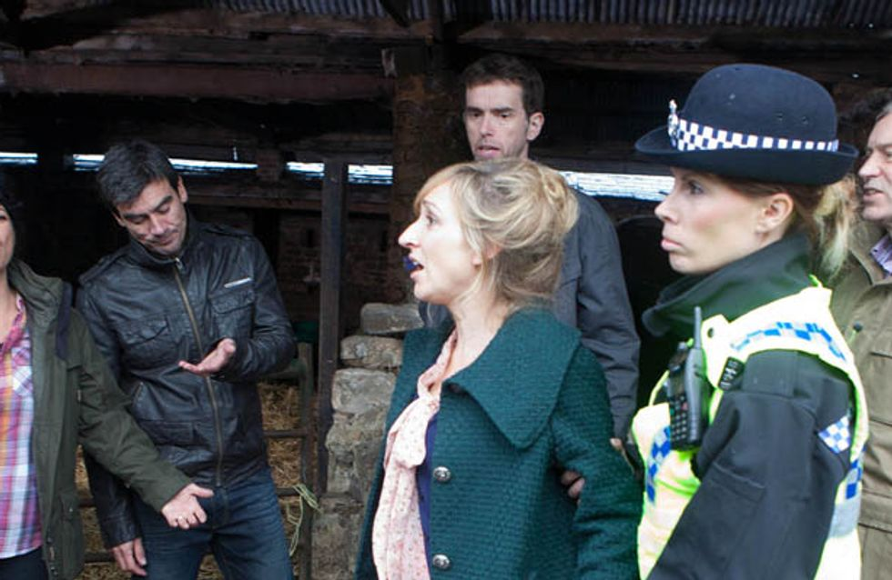 Emmerdale 29/10 – Laurel is arrested