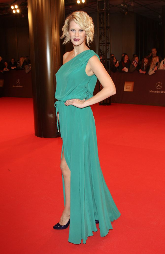 Monica Ivancan beim 'Tribute to Bambi'