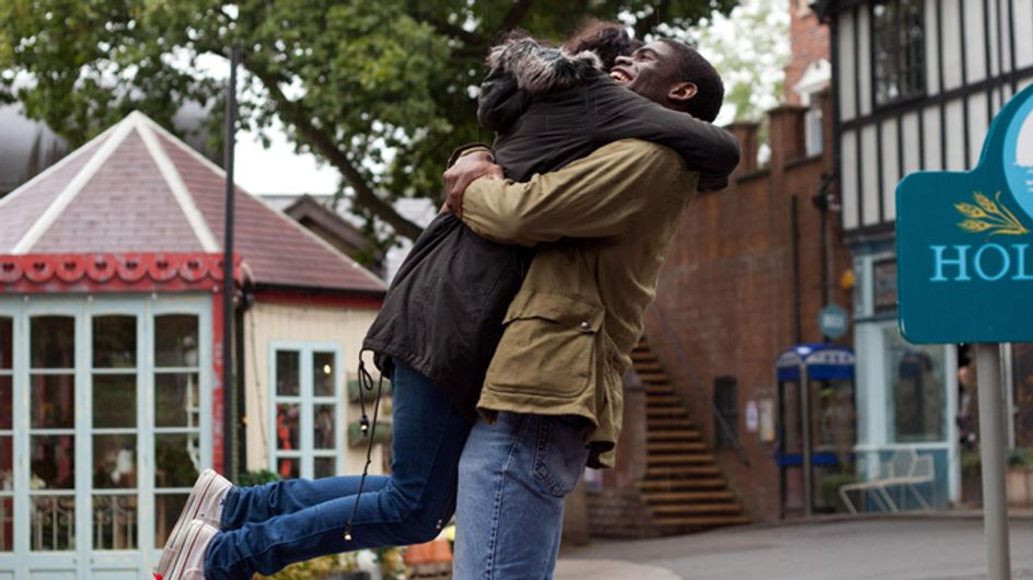 Hollyoaks 29/10 – Vincent proposes to Phoebe