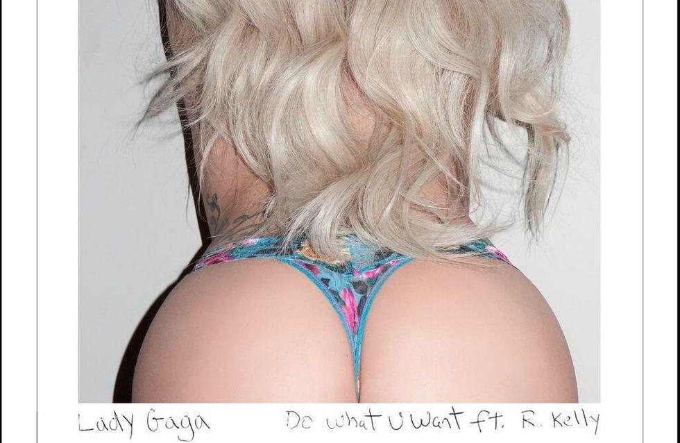 Lady Gaga : Elle aussi montre ses fesses et fait le buzz (photos) !