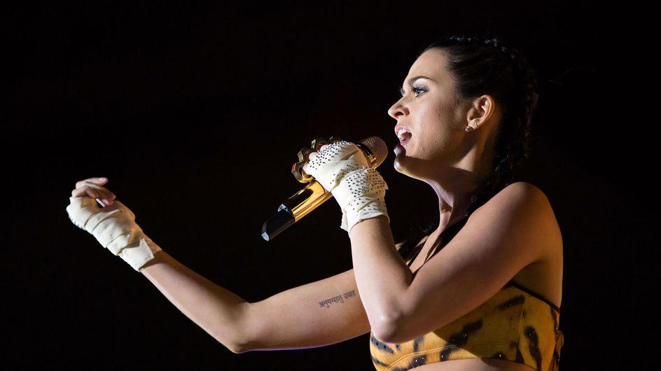Katy Perry pensó en el suicidio tras su divorcio