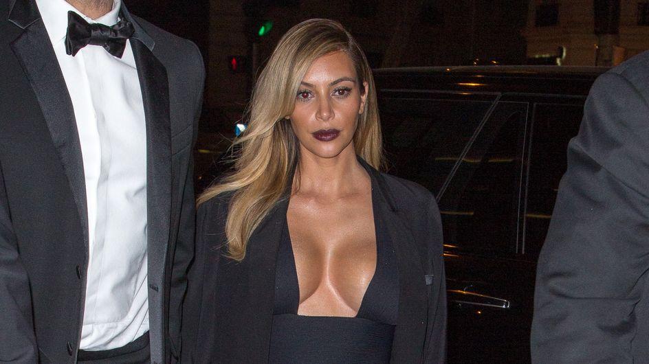 Kim Kardashian : Interdite de chirurgie esthétique