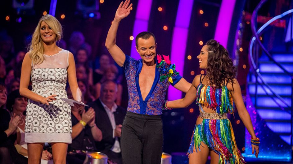 Julien Macdonald booted off Strictly Come Dancing 2013